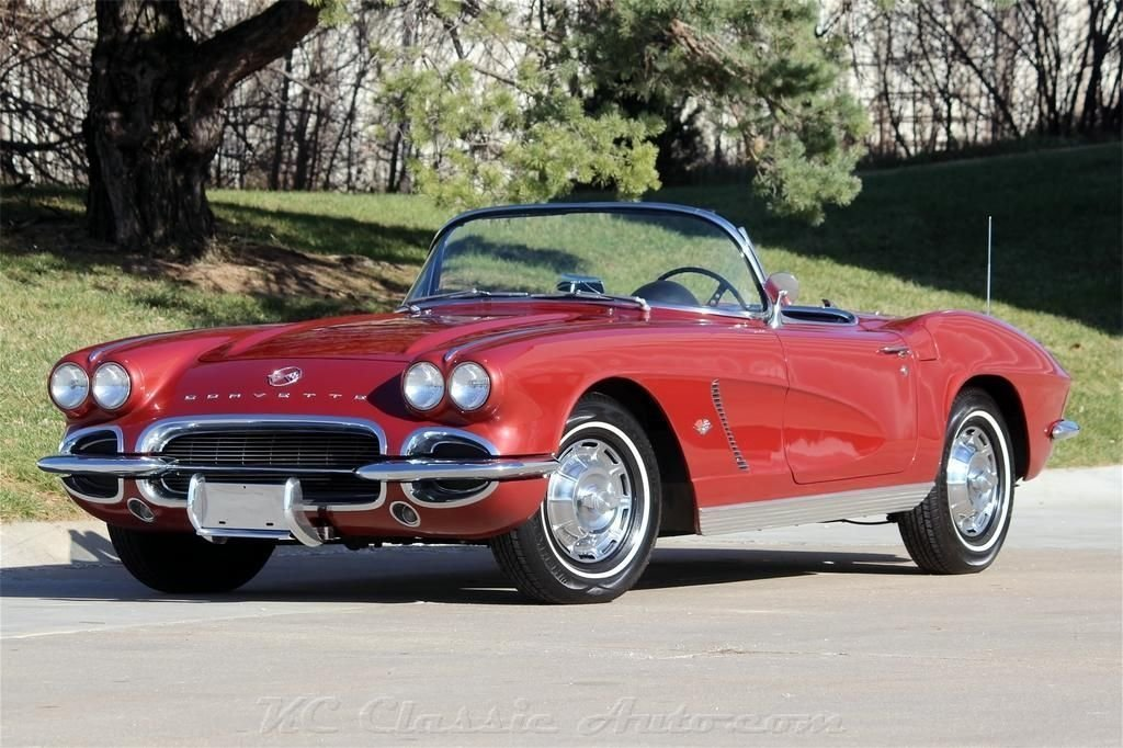 1962 chevrolet corvette restored excellent condition