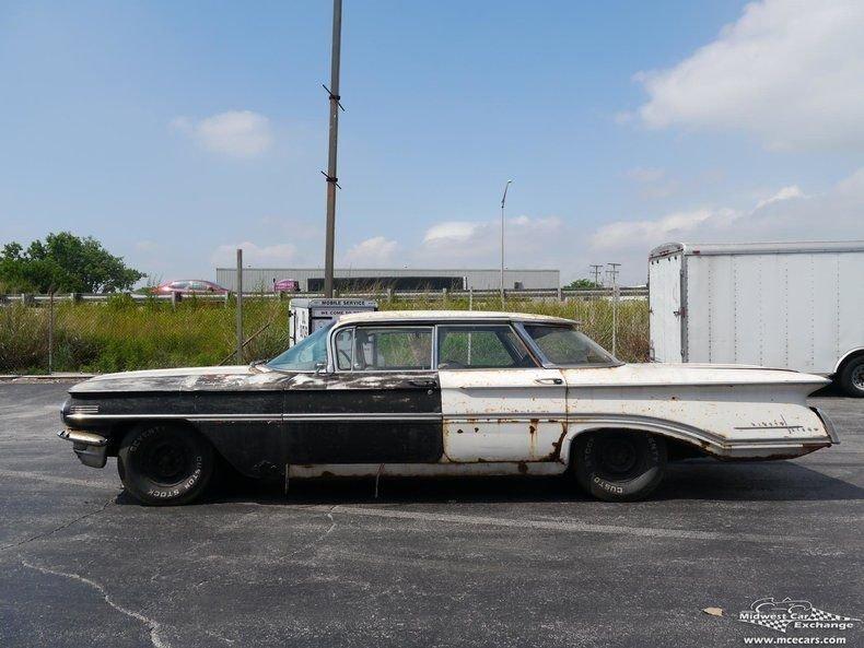 1960 oldsmobile ninety eight