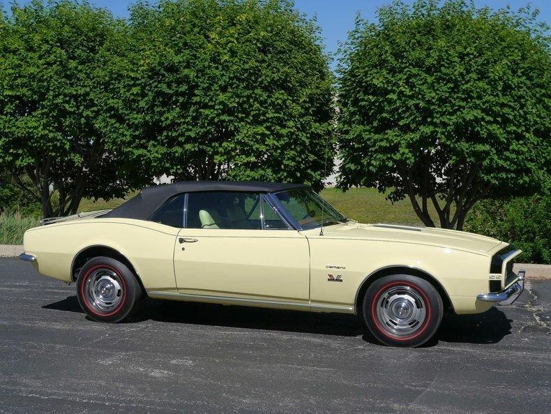1967 chevrolet camaro ss convertible 1967 chevrolet camaro ss