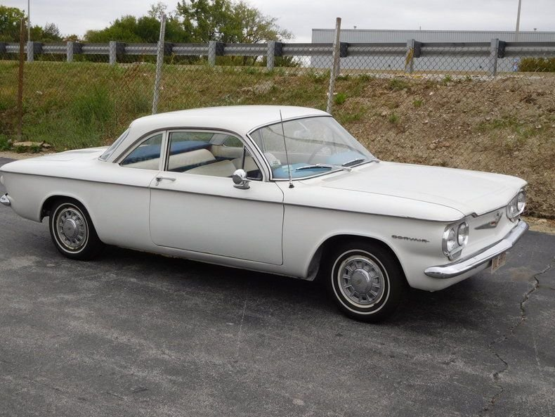 1960 chevrolet corvair 700