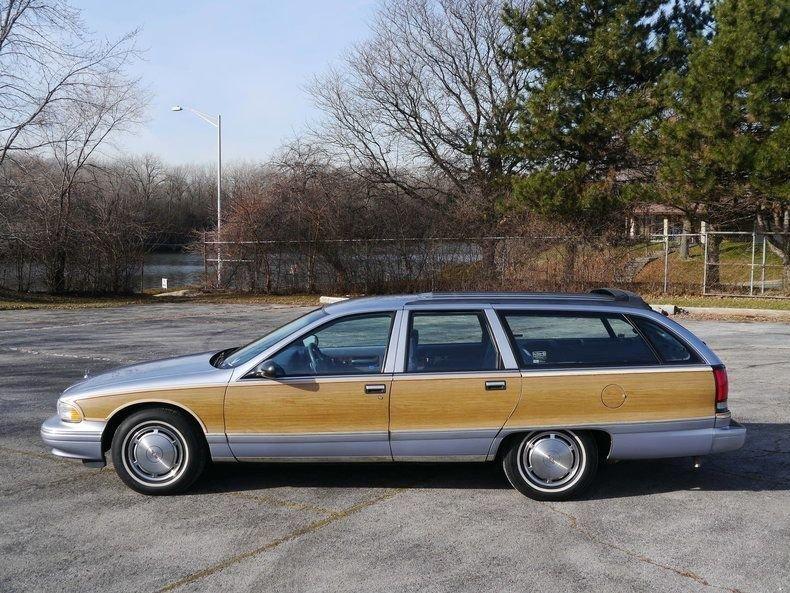 1995 Chevrolet Caprice Classic Station Wagon