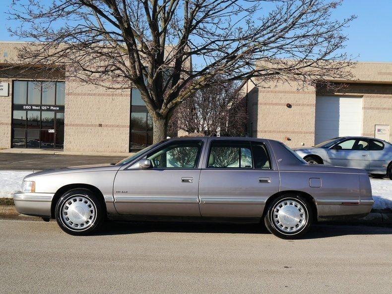 1997 Cadillac DeVille