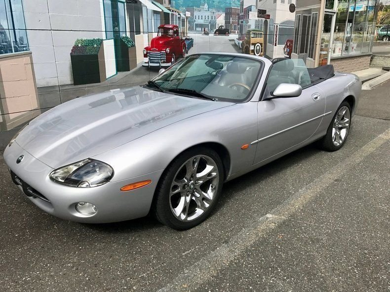 2003 jaguar xk8 roadster