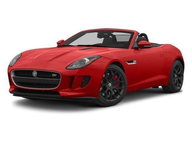 2014 jaguar f type v6 s roadster