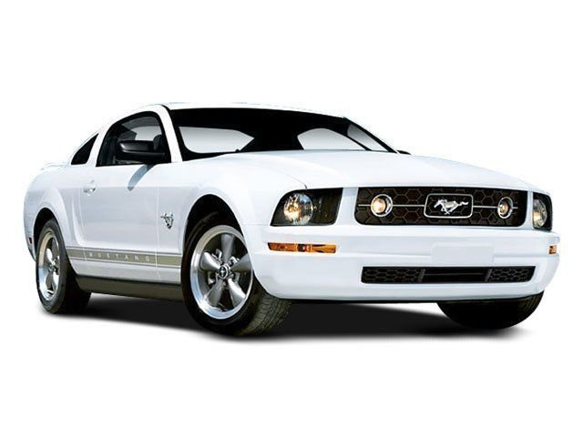 2008 ford mustang roush 427 r