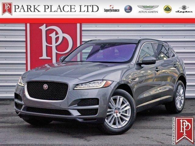 2017 jaguar f pace 35t prestige