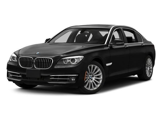 2015 BMW 740 Ld