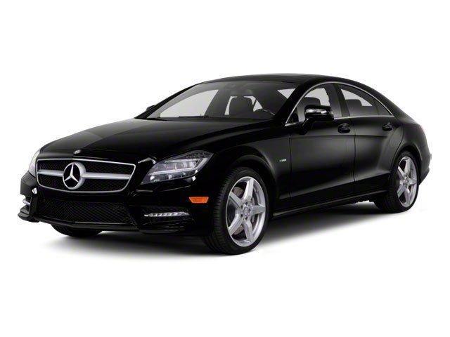 2012 mercedes benz cls 550