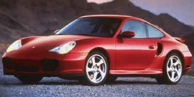 2002 porsche 911 carrera turbo