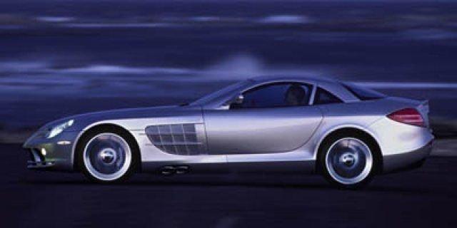 2006 mercedes benz slr mc laren