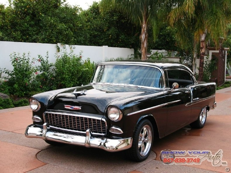 1955 Chevrolet Bel Air Sports Coupe