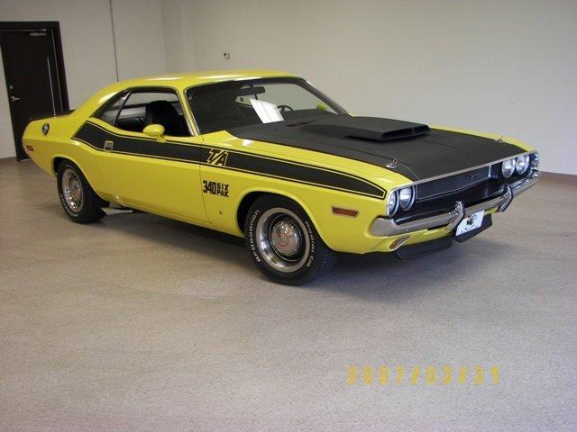 1970 dodge challenger t a
