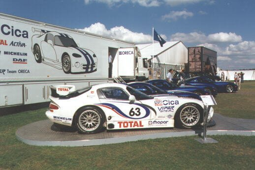 1997 Dodge Factory Competition GTSR