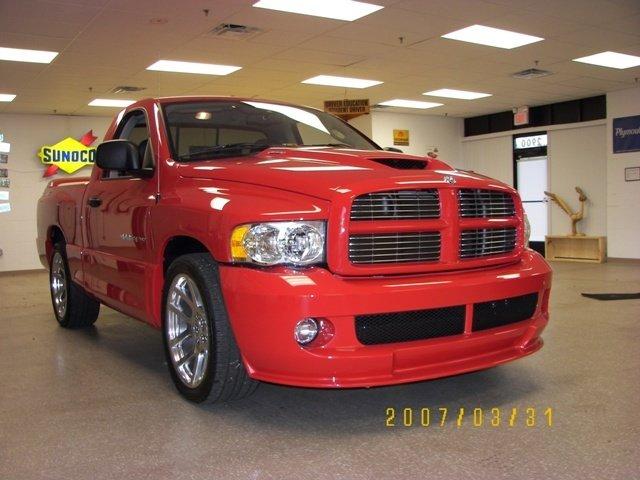 2004 Dodge SRT-10 RAM