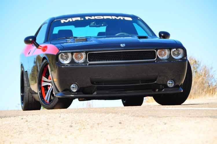 2009 dodge mr norm s super challenger