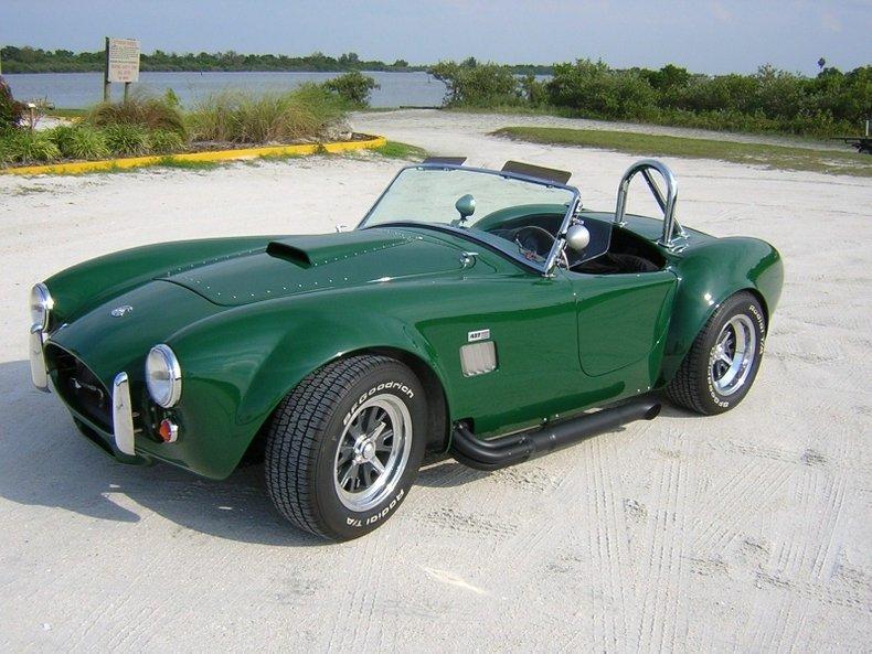 1965 Factory Five Shelby Cobra Replica 427 Cobra