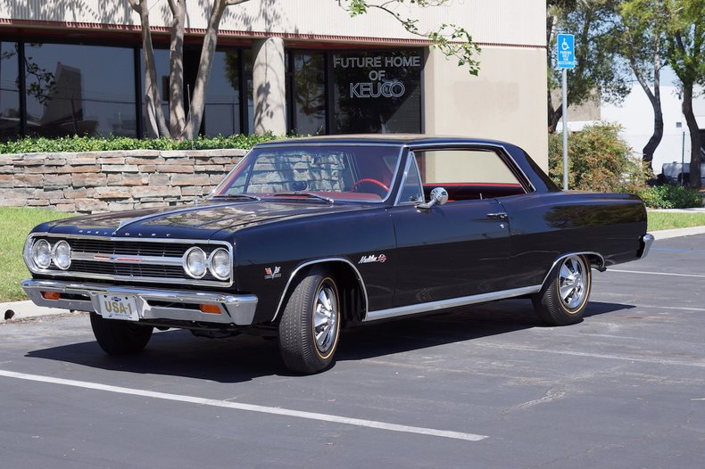 1965 Chevrolet Chevelle SS Z16