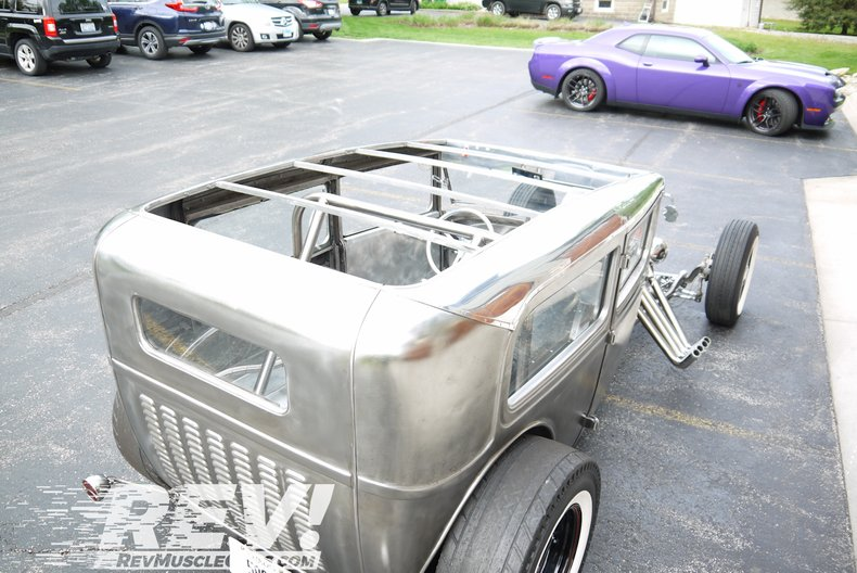 1929 Ford Model A 36