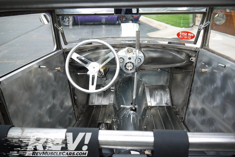 1929 Ford Model A 11
