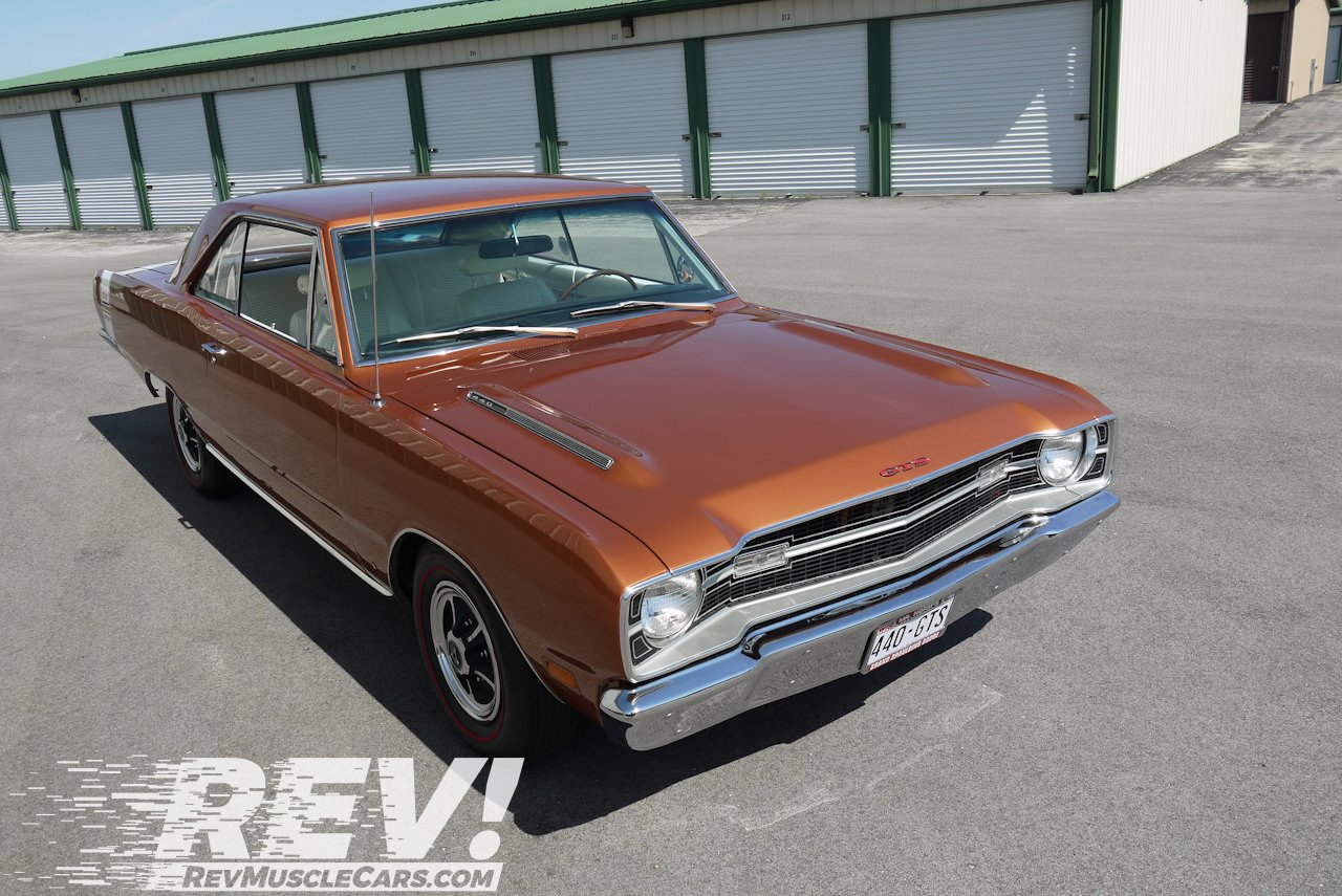 1969 Dodge Dart Gts Rev Muscle Cars