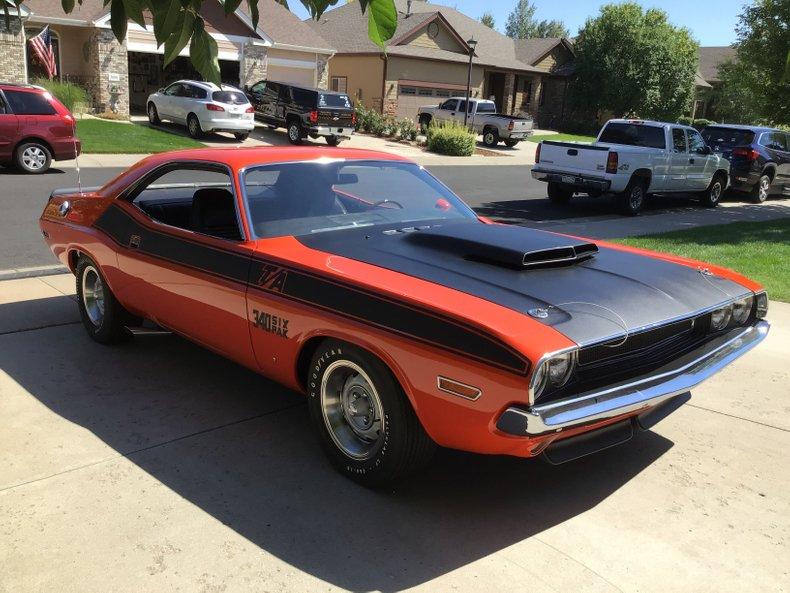 1970 Dodge Challenger T/A