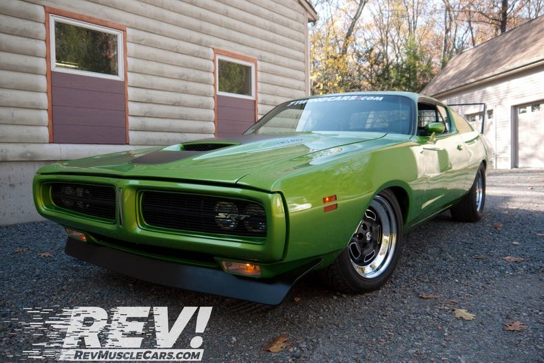 1971 Dodge Charger 3