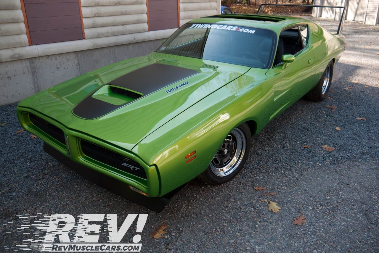 1971 dodge charger srt serpent