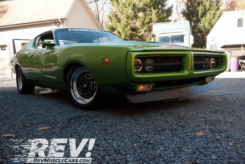 1971 Dodge Charger 35