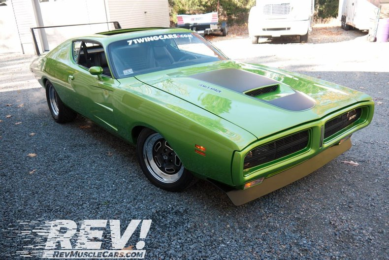 1971 Dodge Charger 34
