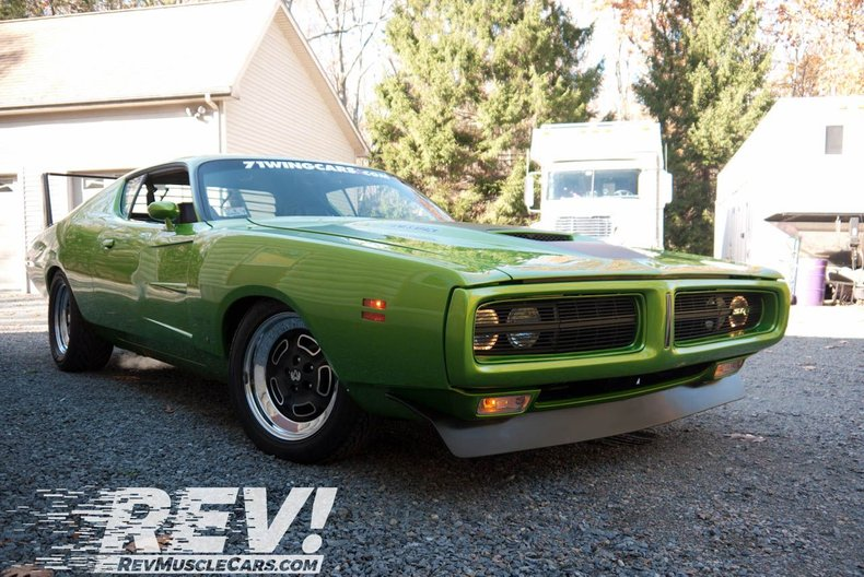 1971 Dodge Charger 36