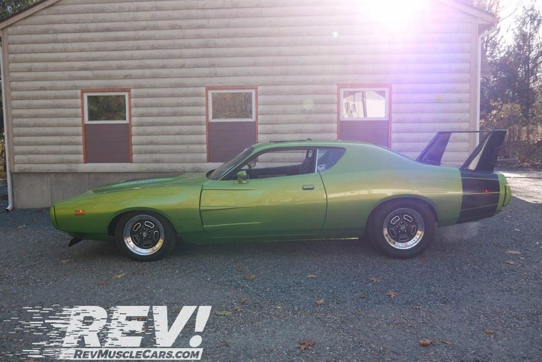 1971 Dodge Charger 5