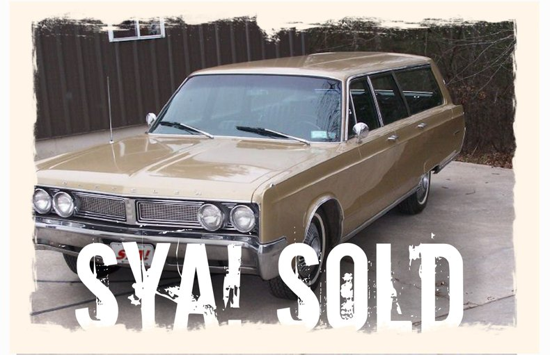 1967 Chrysler Town & Country