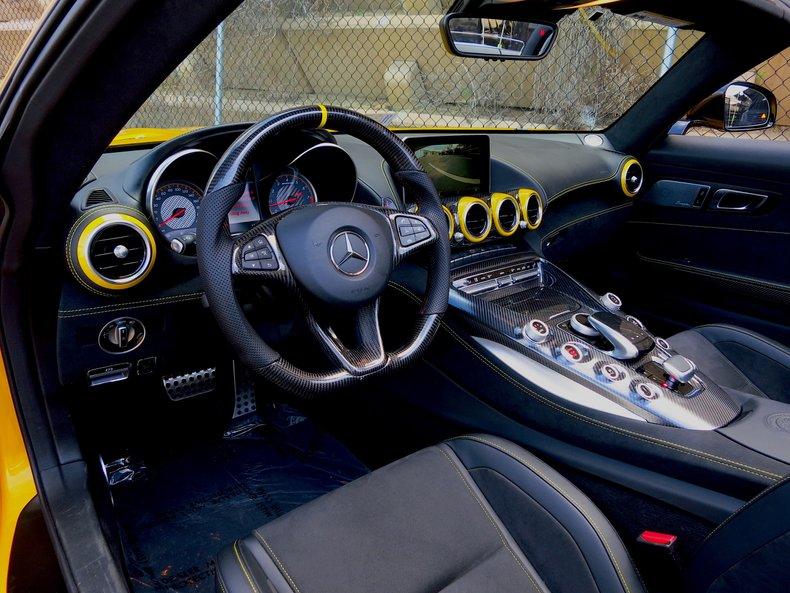 2018 Mercedes-Benz AMG GT-C Roadster