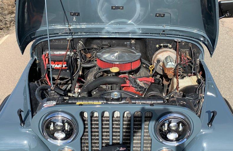1984 Jeep Scrambler