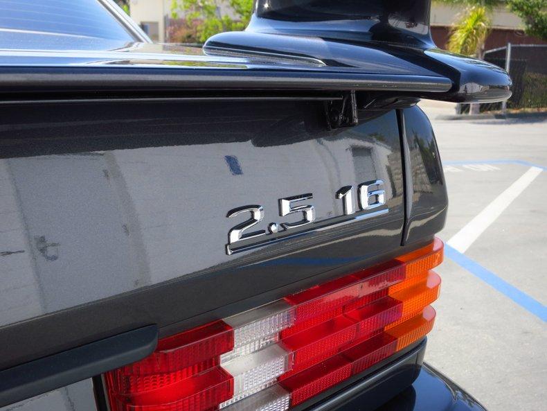1990 Mercedes-Benz 190E EVO II