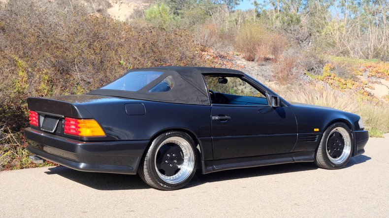 1990 Mercedes-Benz 500SL 6.0 AMG