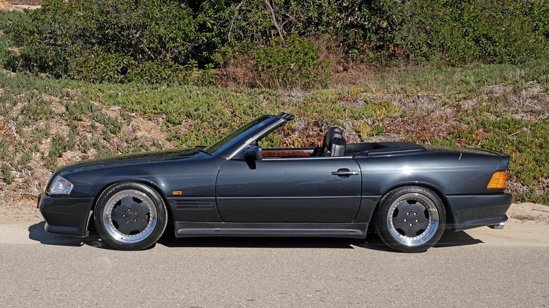1991 Mercedes-Benz 500SL 6.0 AMG For Sale