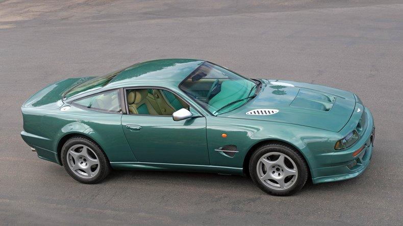 2000 Aston Martin Vantage LeMans V600