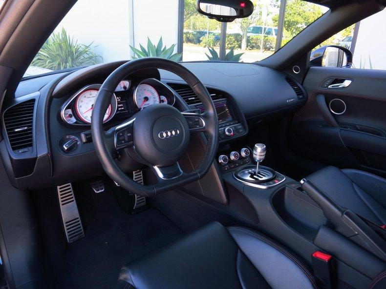 2011 Audi R8 V10 Spyder