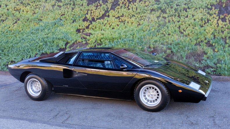 1976 Lamborghini Countach