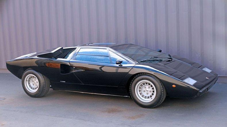 1975 Lamborghini Countach