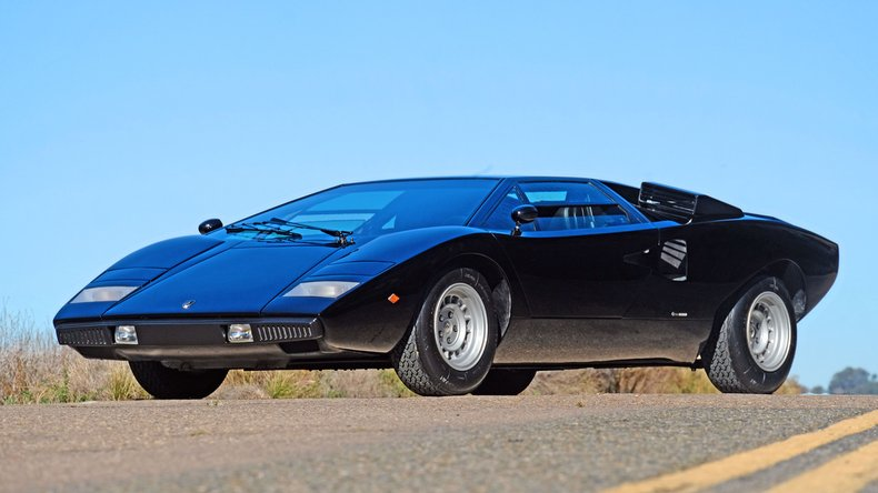1976 Lamborghini Countach For Sale