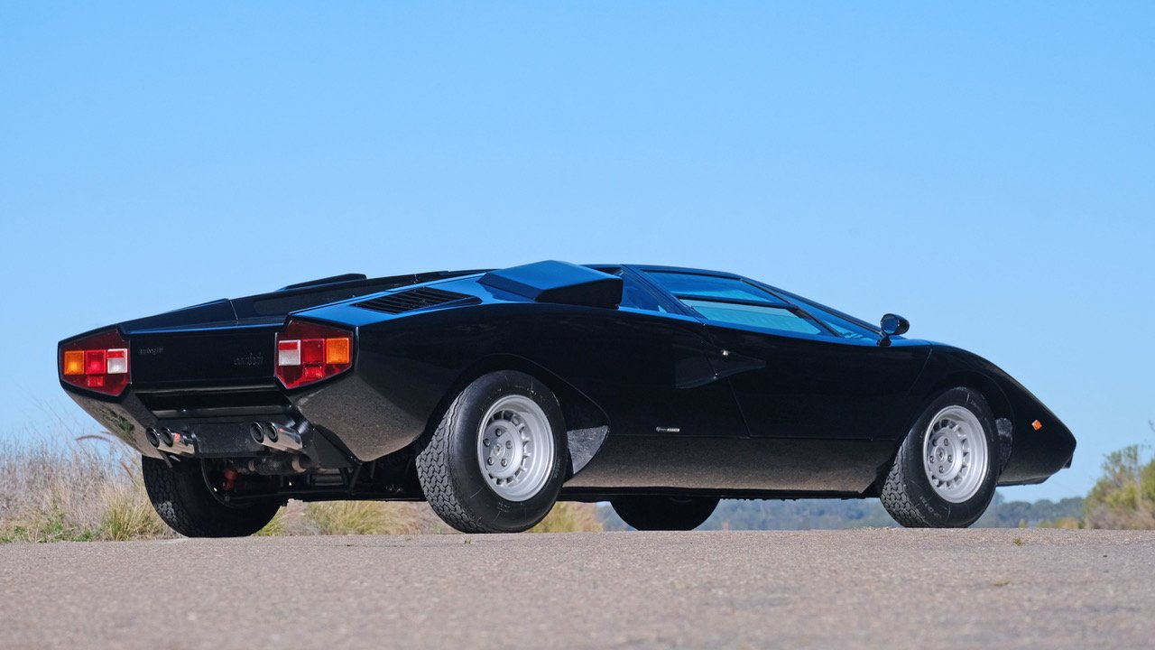 1976 Lamborghini Countach Lp400 Periscopio For Sale 109455 Mcg