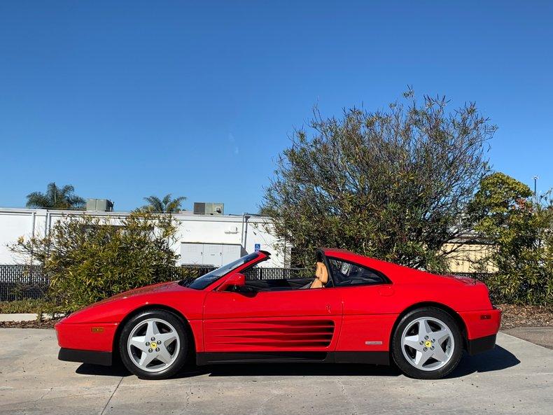 1989 Ferrari 348 TS