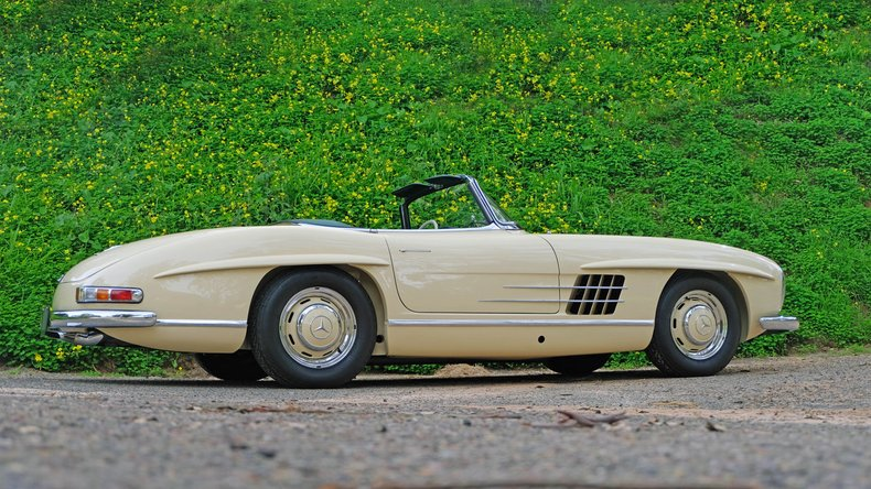 1957 Mercedes-Benz 300SL Roadster