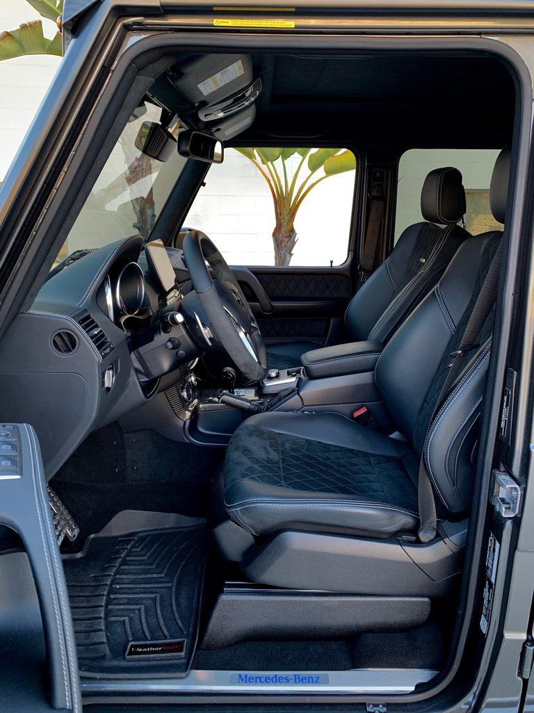 2017 Mercedes-Benz 4x4 Squared