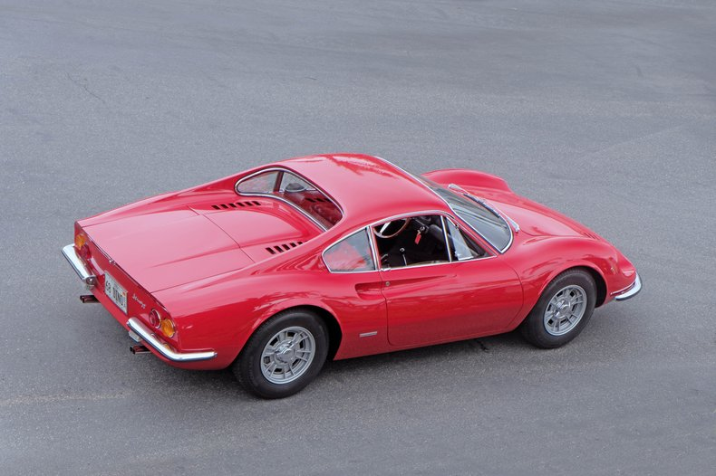 1968 Dino 206GT