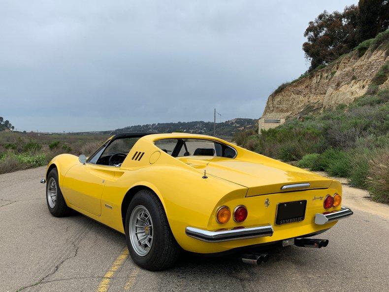 1973 Dino 246 GTS