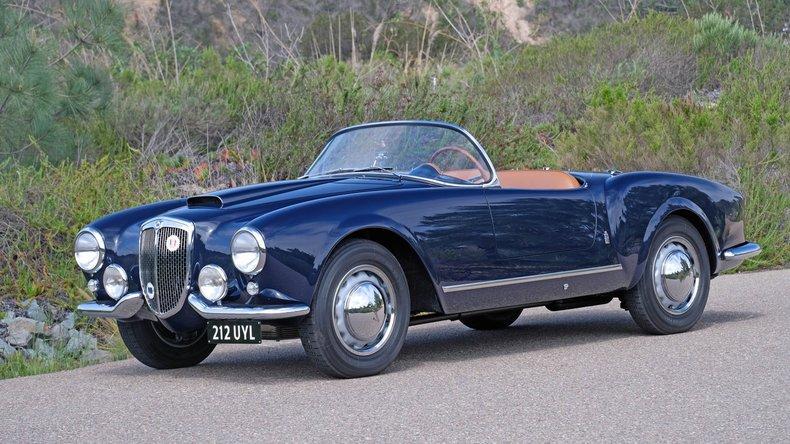 1955 Lancia B24S
