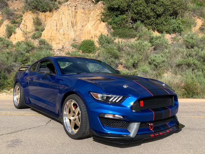 2017 Ford Mustang GT350R